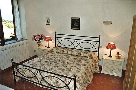 Double Bedroom + Single Bed