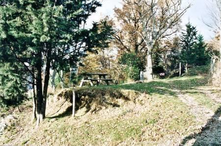 L'antica fattoria, i sentieri